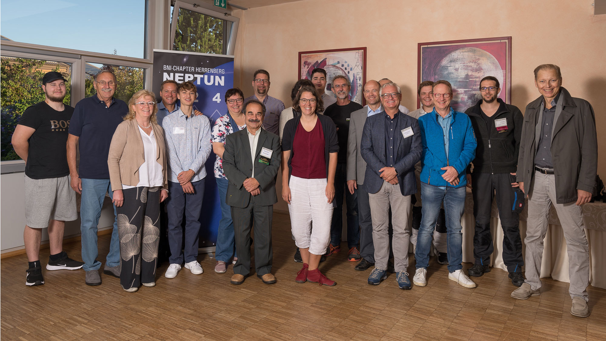 BNI Chapter Neptun Herrenberg Businesswochen 2020 Web