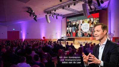 18.10. Auftaktveranstaltung der 10. Businesswochen 2021